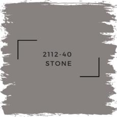 Benjamin Moore 2112-40  Stone
