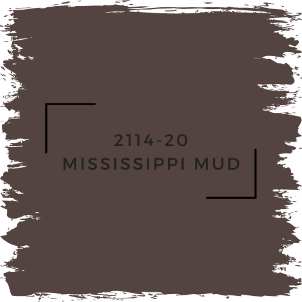 Benjamin Moore 2114-20 Mississippi Mud