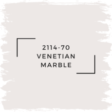 Benjamin Moore 2114-70 Venetian Marble