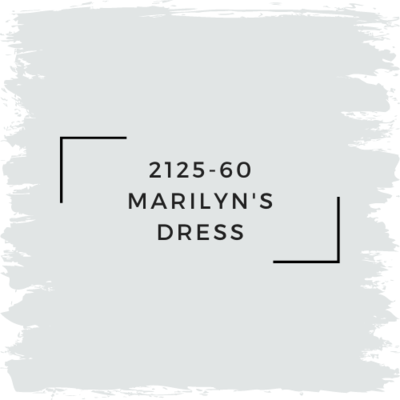 Benjamin Moore 2125-60 Marilyn's Dress