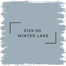 Benjamin Moore 2129-50  Winter Lake