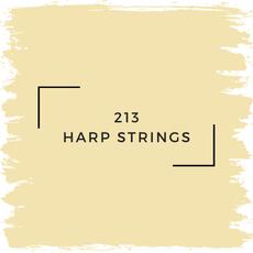 Benjamin Moore 213 Harp Strings