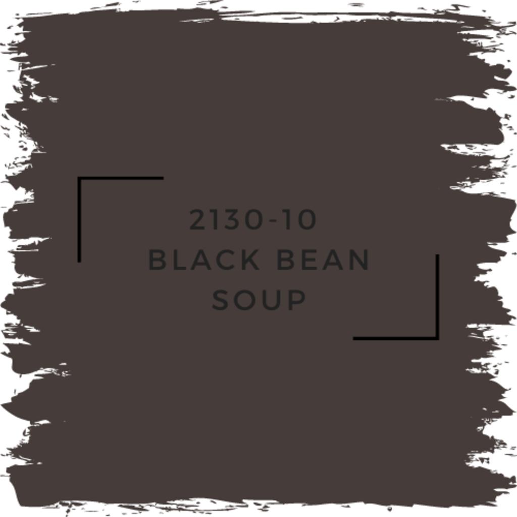Benjamin Moore 2130-10  Black Bean Soup