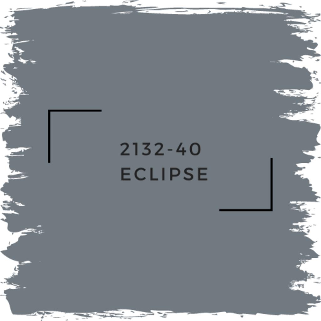 Benjamin Moore 2132-40  Eclipse