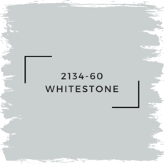 Benjamin Moore 2134-60 Whitestone