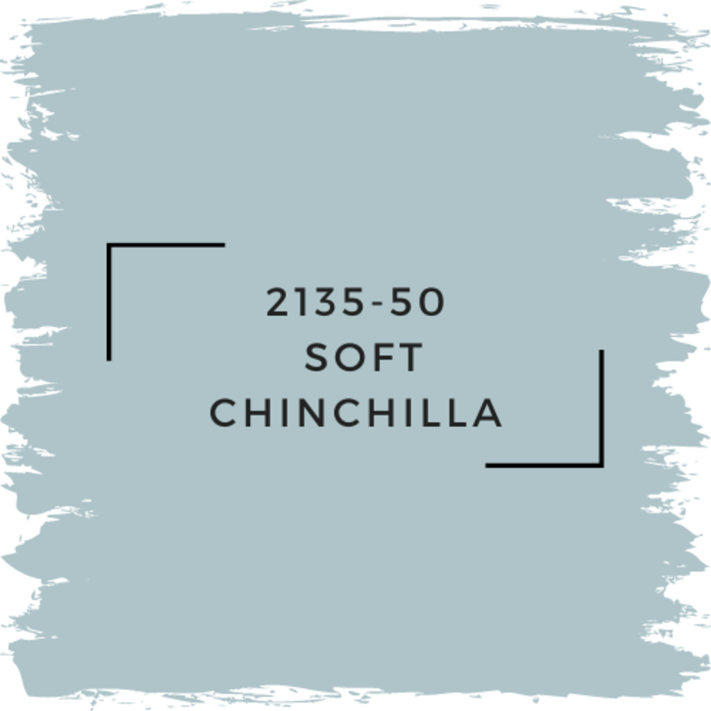 Benjamin Moore 2135-50  Soft Chinchilla