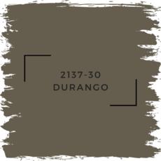 Benjamin Moore 2137-30 Durango