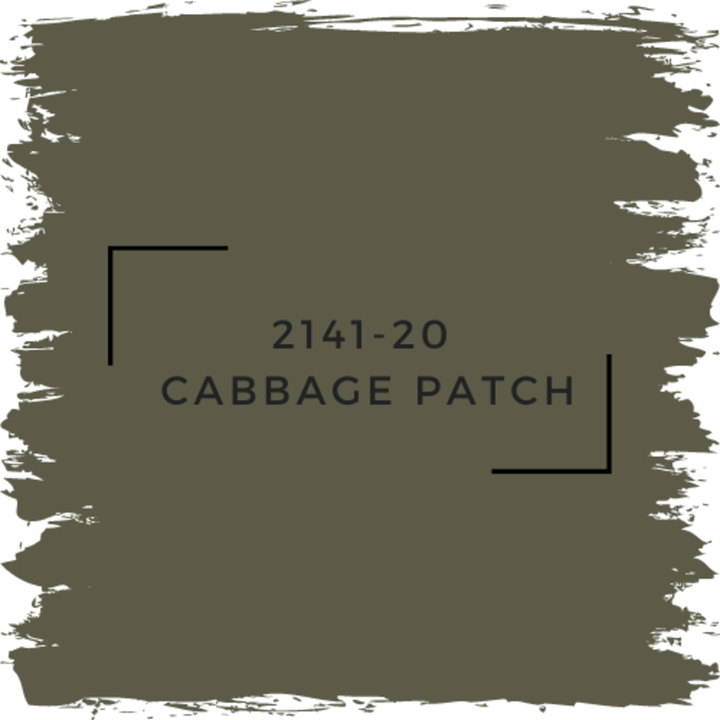 Benjamin Moore 2141-20  Cabbage Patch