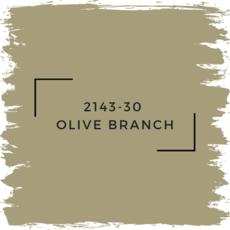 Benjamin Moore 2143-30  Olive Branch