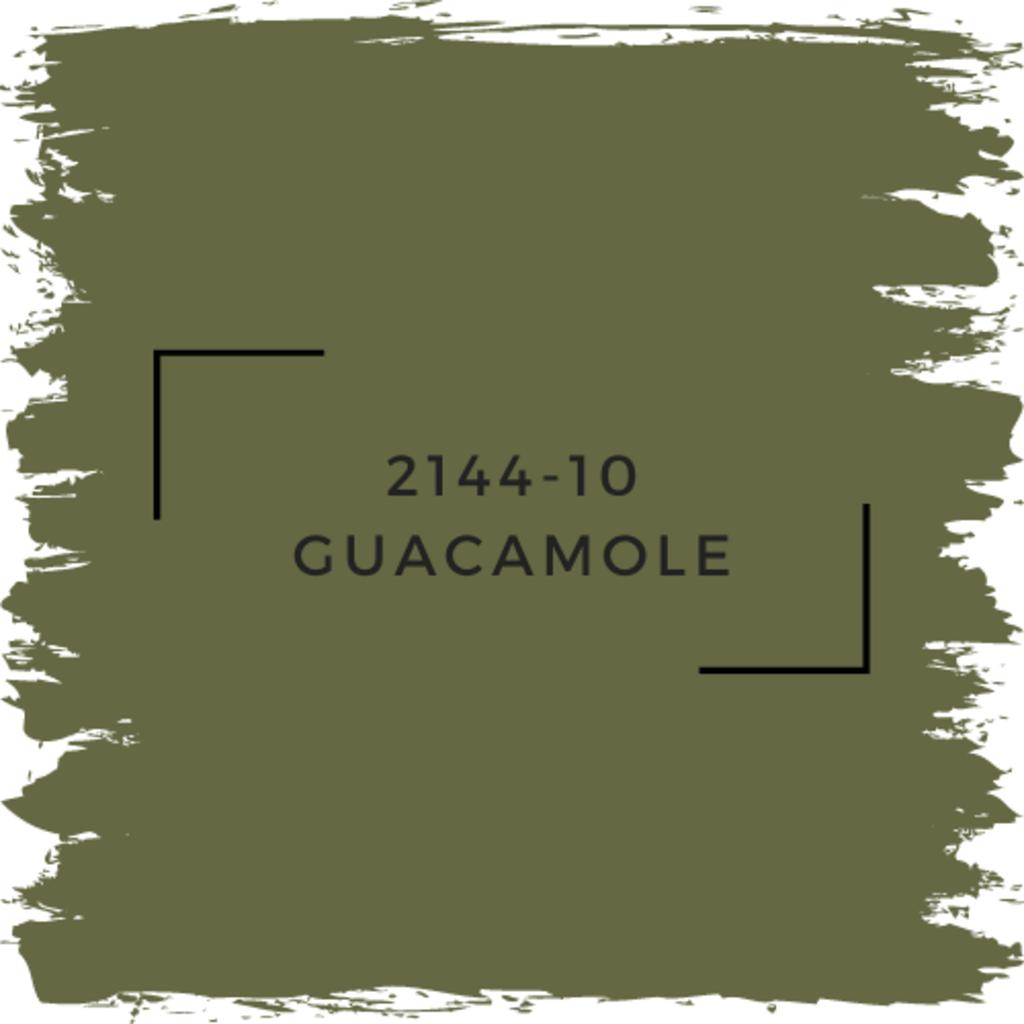 Benjamin Moore 2144-10 Guacamole