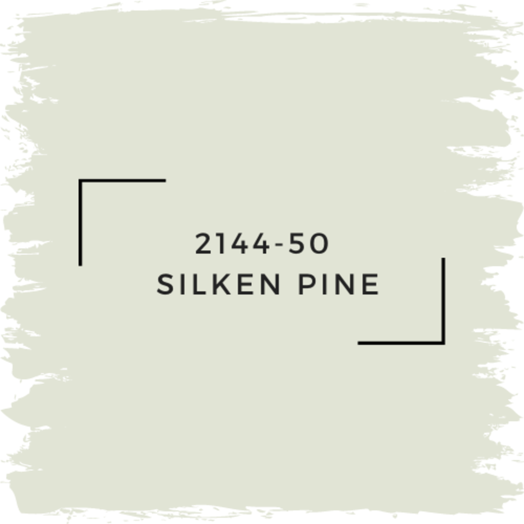 Benjamin Moore 2144-50  Silken Pine