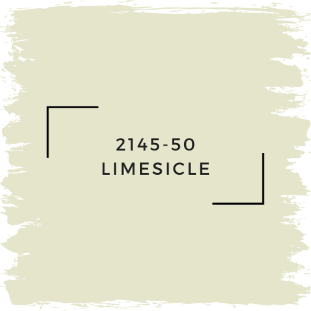 Benjamin Moore 2145-50 Limesicle