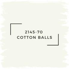 Benjamin Moore 2145-70  Cotton Balls