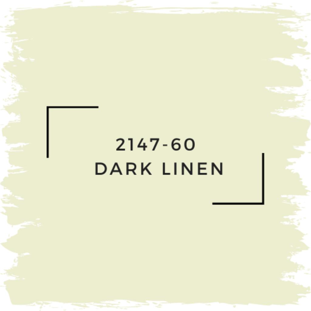 Benjamin Moore 2147-60  Dark Linen