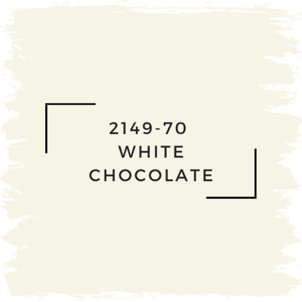 Benjamin Moore 2149-70  White Chocolate