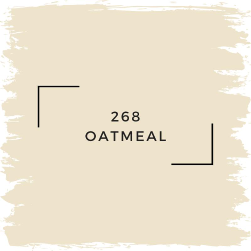 Benjamin Moore 268 Oatmeal