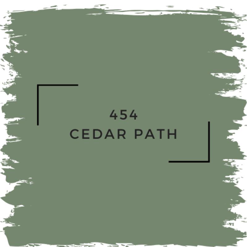 Benjamin Moore 454 Cedar Path