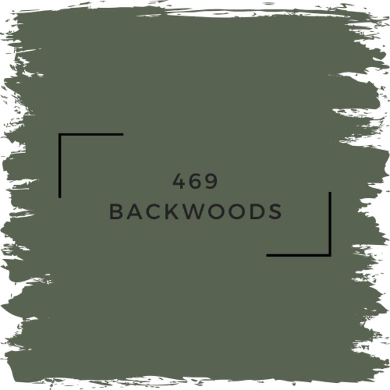 Benjamin Moore 469 Backwoods
