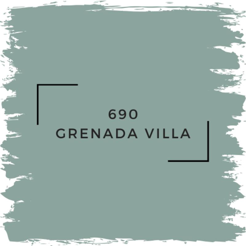 Benjamin Moore 690 Grenada Villa