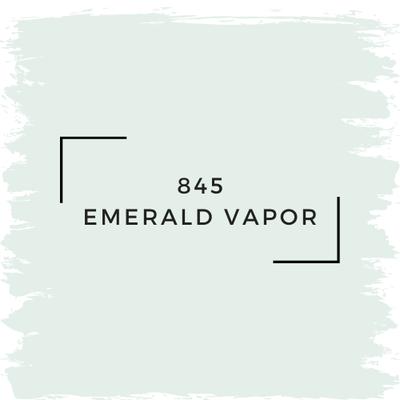 Benjamin Moore 845 Emerald Vapor