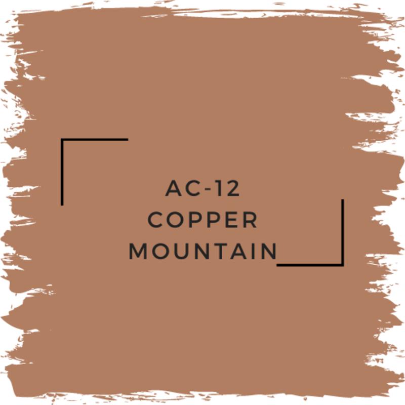 Benjamin Moore AC-12 Copper Mountain