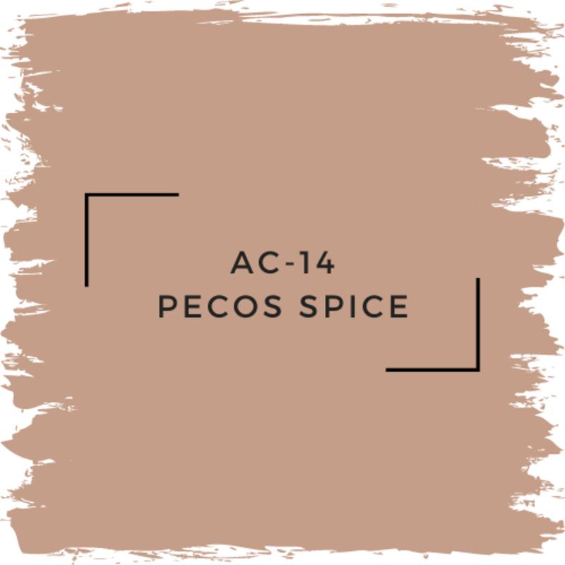 Benjamin Moore AC-14 Pecos Spice