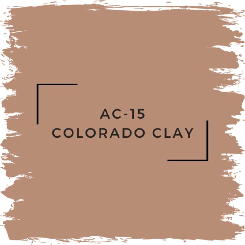 Benjamin Moore AC-15 Colorado Clay