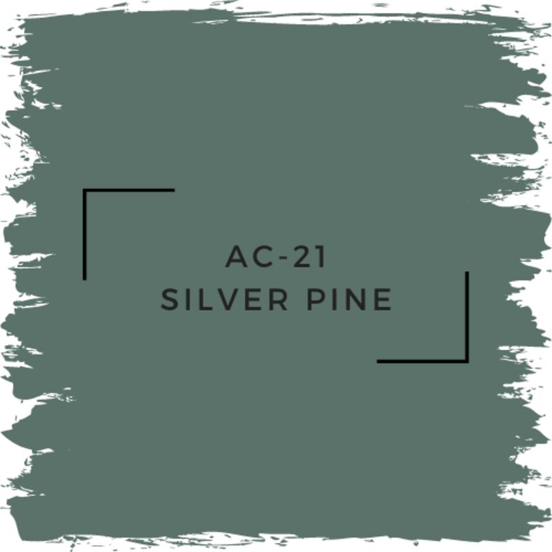 Benjamin Moore AC-21 Silver Pine