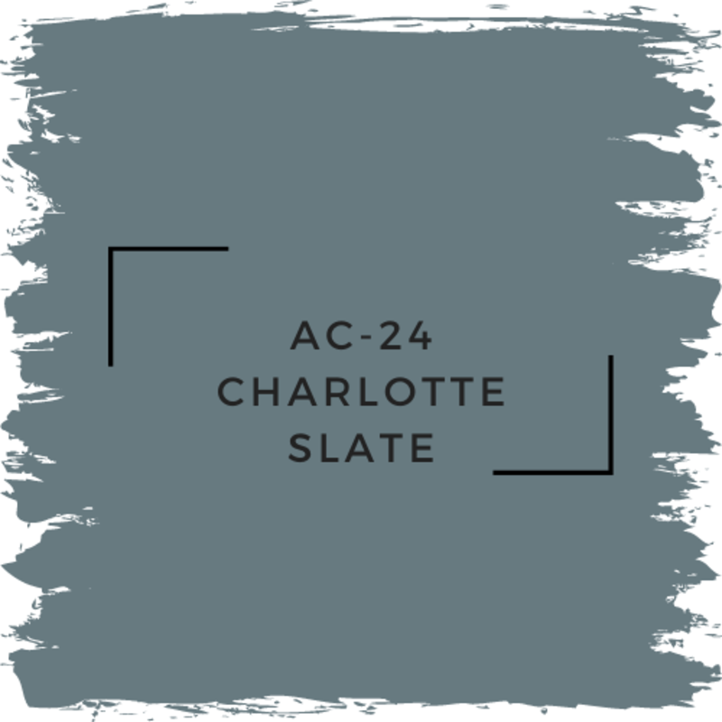 Benjamin Moore AC-24 Charlotte Slate