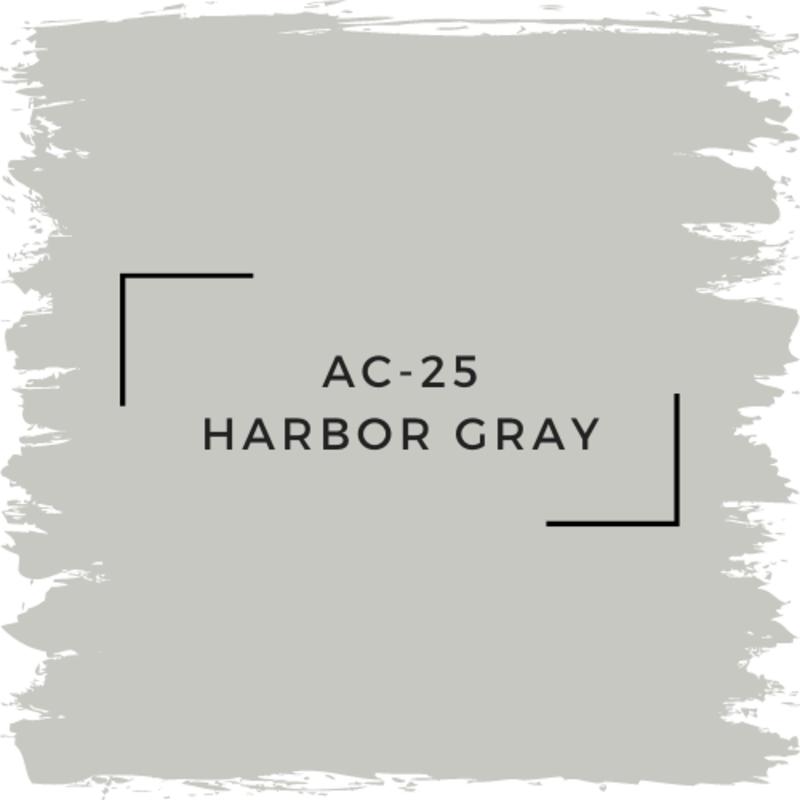 Benjamin Moore AC-25 Harbor Gray