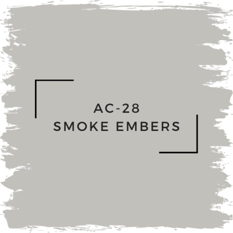 Benjamin Moore AC-28 Smoke Embers