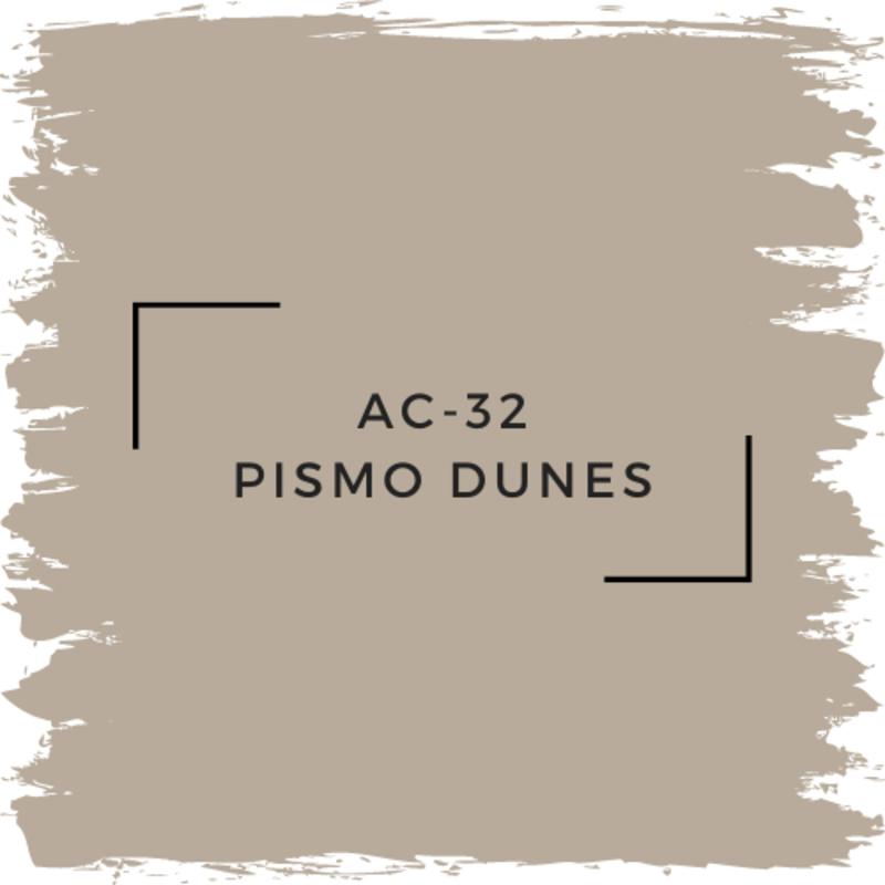 Benjamin Moore AC-32 Pismo Dunes