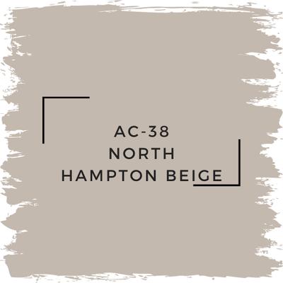 Benjamin Moore AC-38 North Hampton Beige
