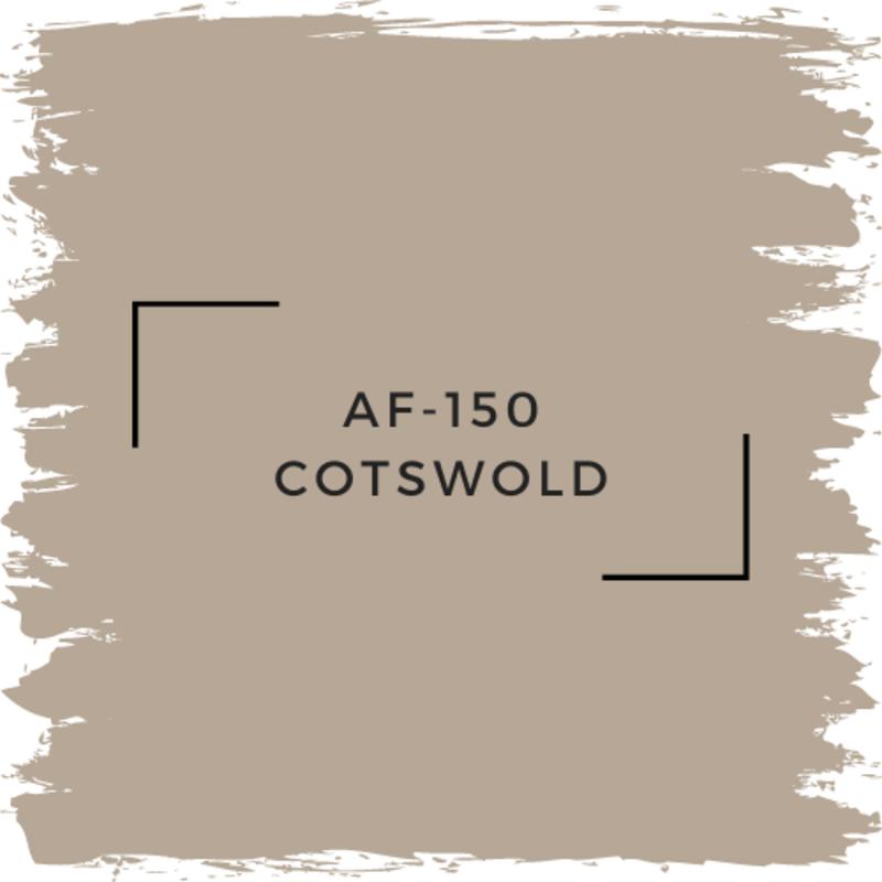 Benjamin Moore AF-150 Cotswold