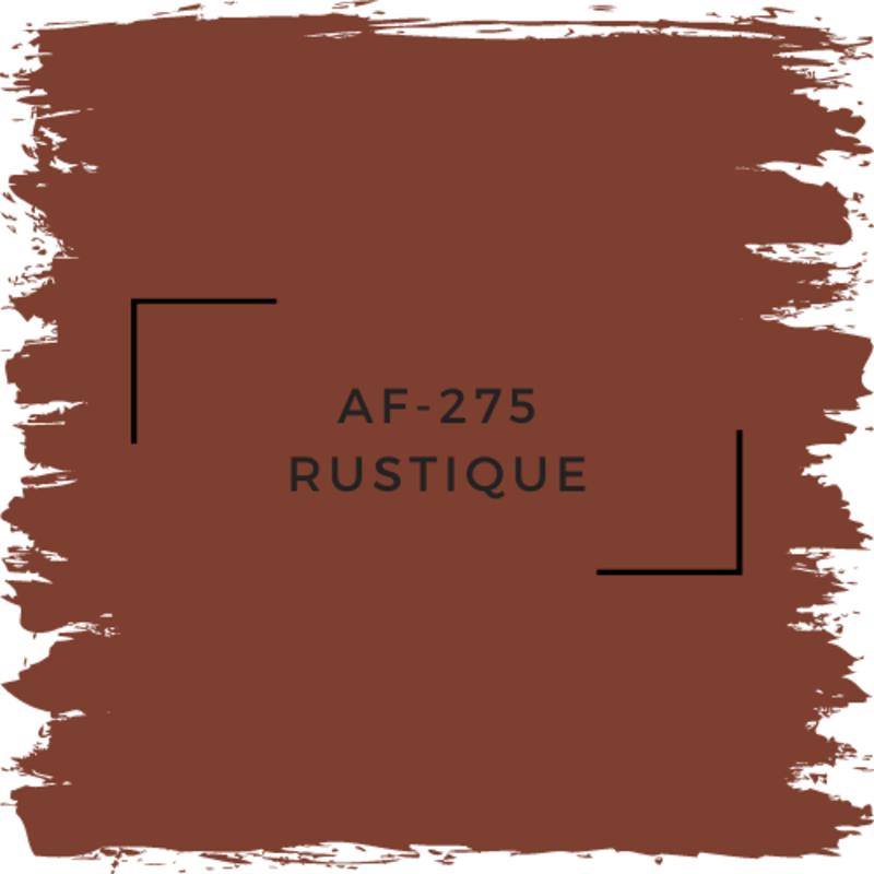 Benjamin Moore AF-275 Rustique