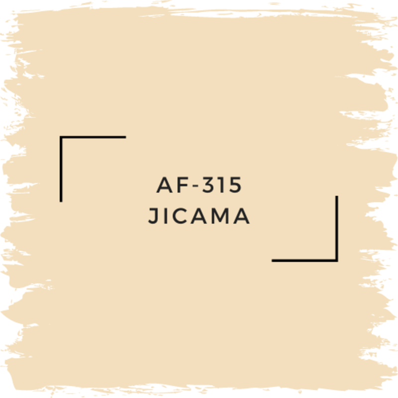 Benjamin Moore AF-315 Jicama