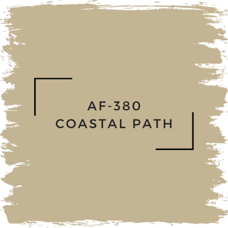 Benjamin Moore AF-380 Coastal Path