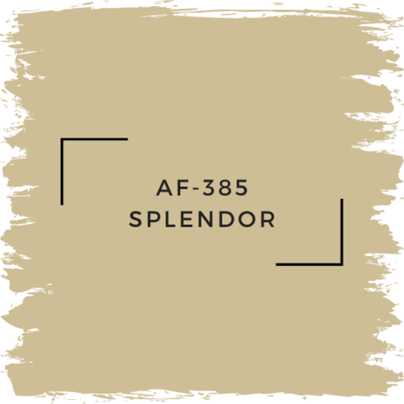 Benjamin Moore AF-385 Splendor