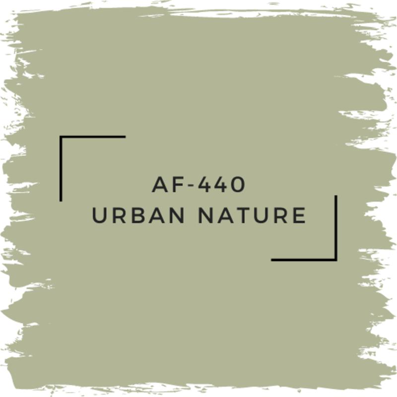 Benjamin Moore AF-440 Urban Nature