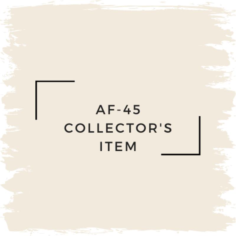 Benjamin Moore AF-45 Collector's Item