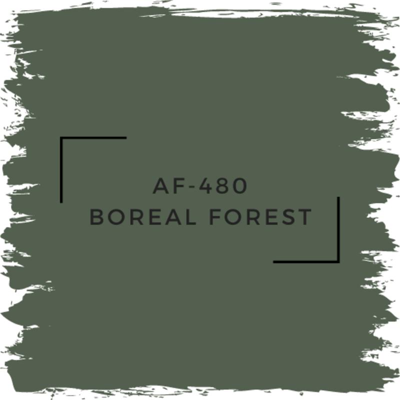 Benjamin Moore AF-480 Boreal Forest