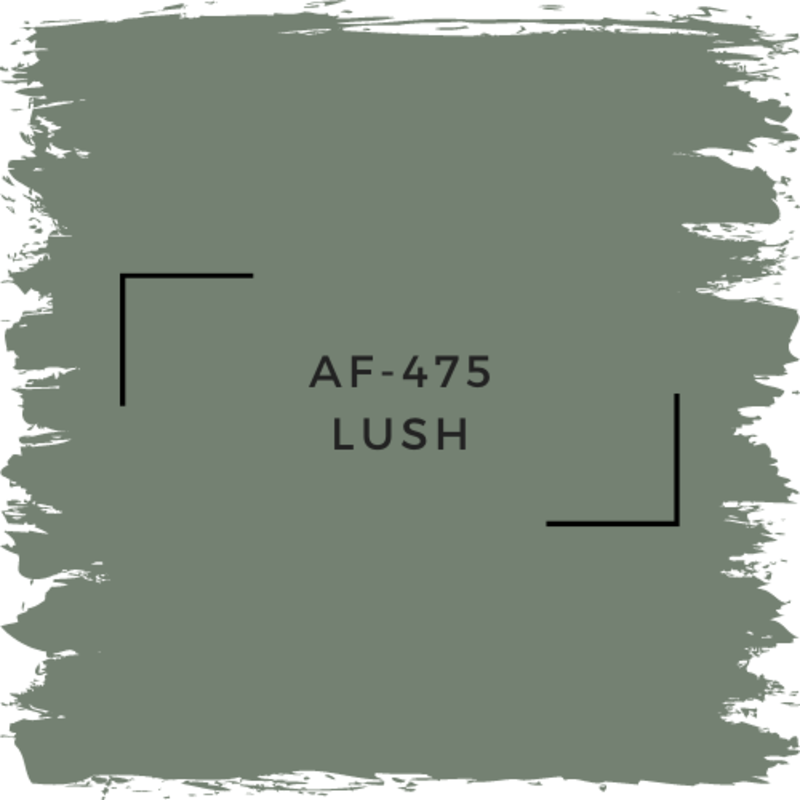 Benjamin Moore AF-475 Lush