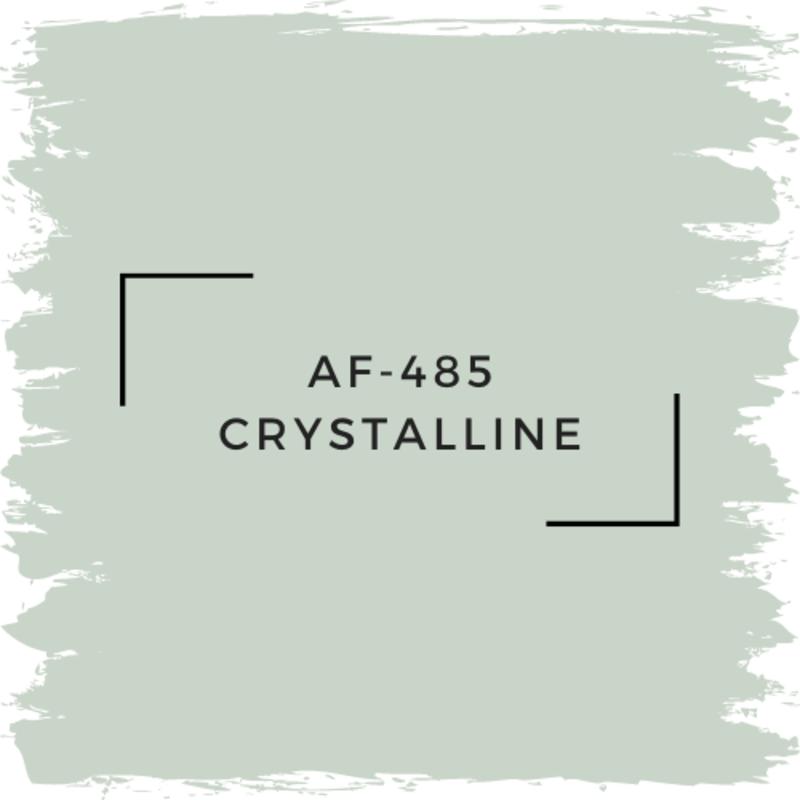 Benjamin Moore AF-485 Crystalline