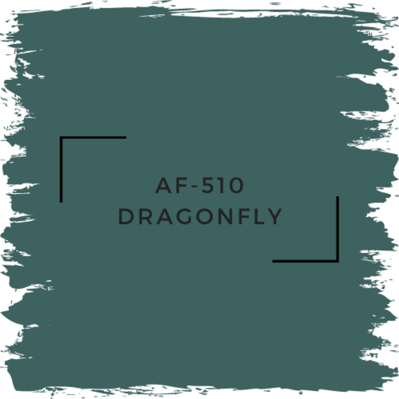 Benjamin Moore AF-510 Dragonfly