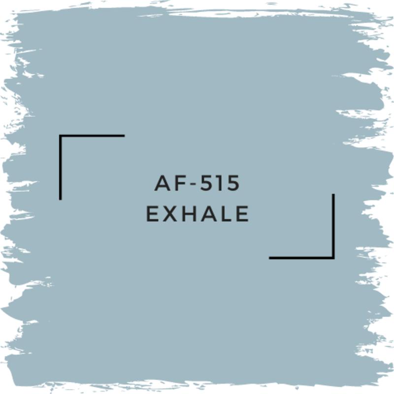 Benjamin Moore AF-515 Exhale