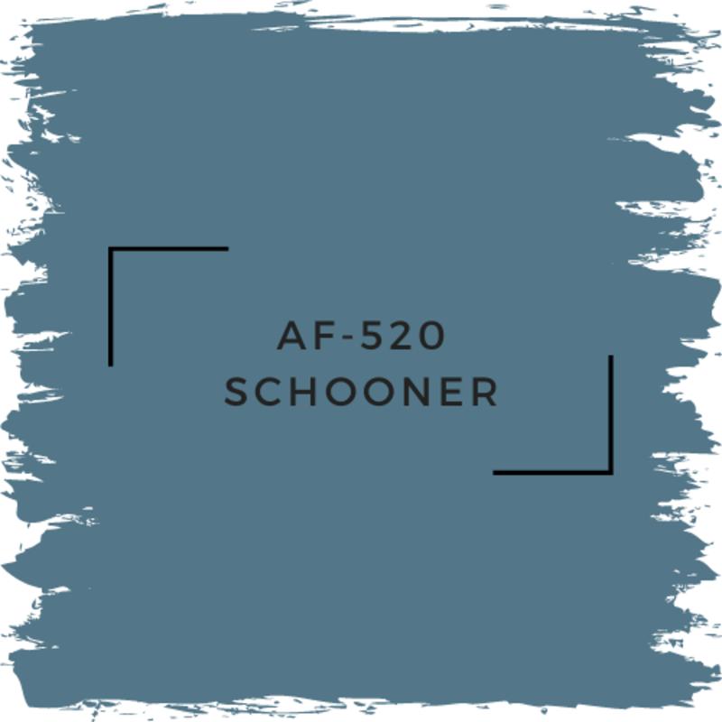 Benjamin Moore AF-520 Schooner