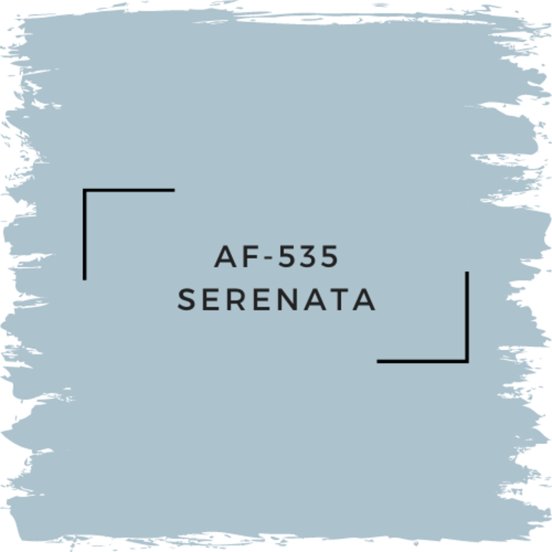 Benjamin Moore AF-535 Serenata