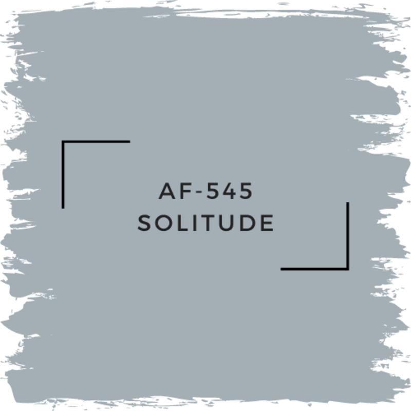 Benjamin Moore AF-545 Solitude
