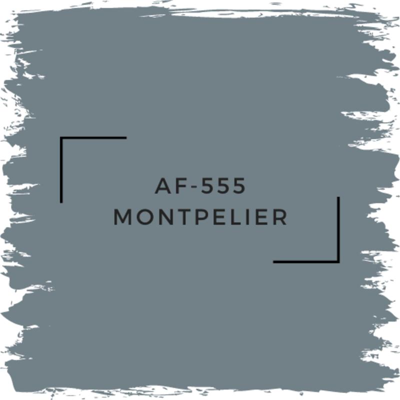 Benjamin Moore AF-555 Montpelier