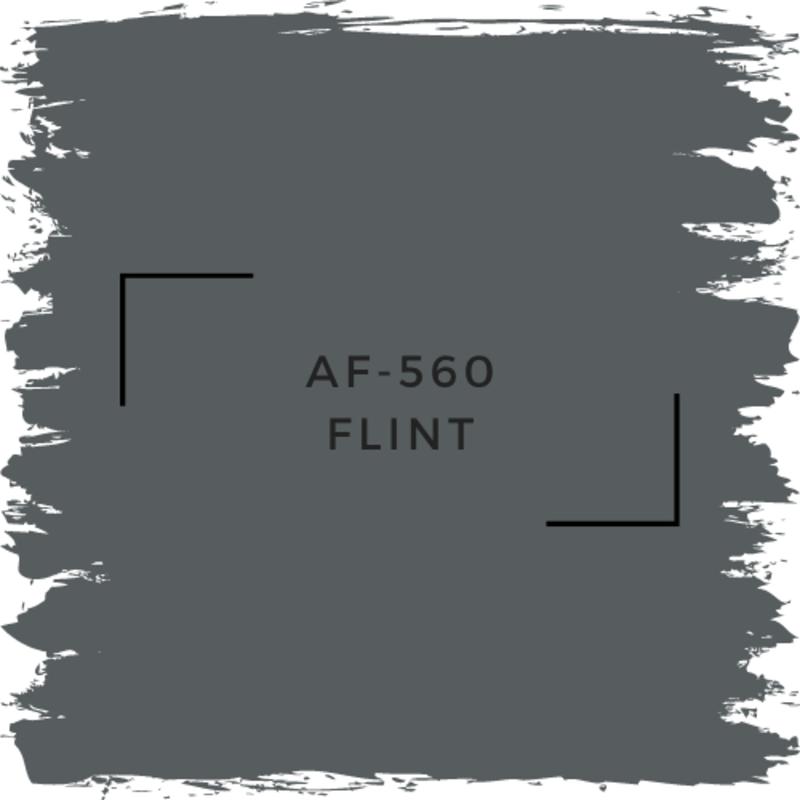 Benjamin Moore AF-560 Flint